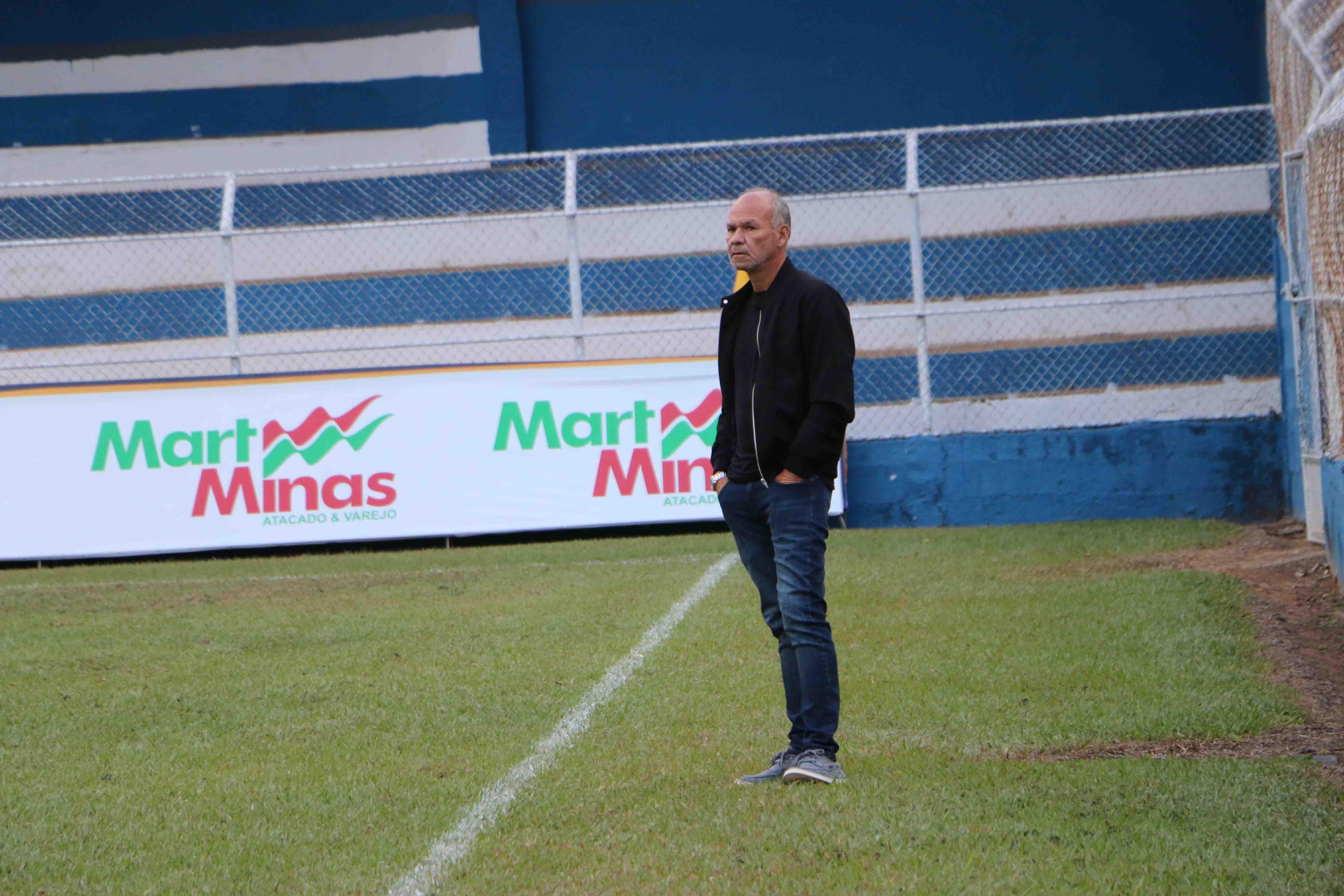 Marcelo Buarque - Coordenador Técnico
