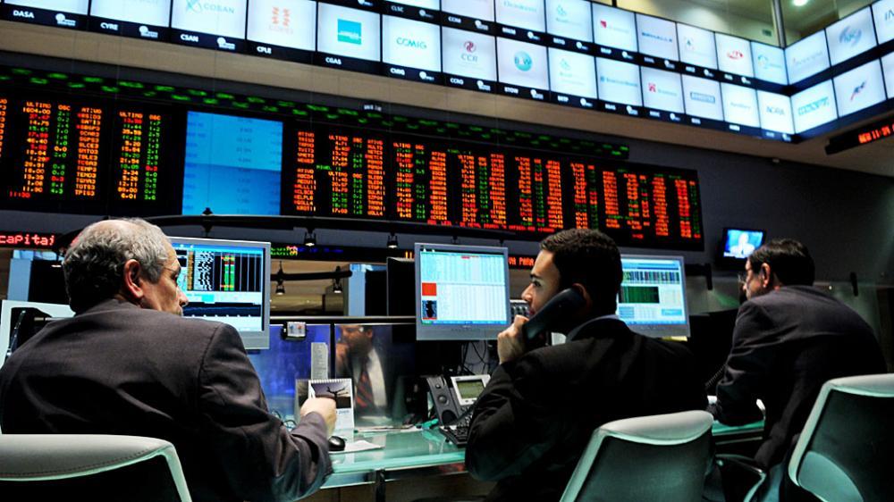 Bolsa de Valores de São Paulo, a BR. Foto: Luiz Prado/B3/Arquivo AG
