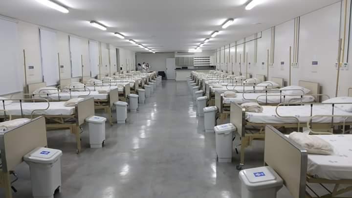 11 pacientes com Covid-19 estão internados em leitos de UTI´s em Ubá