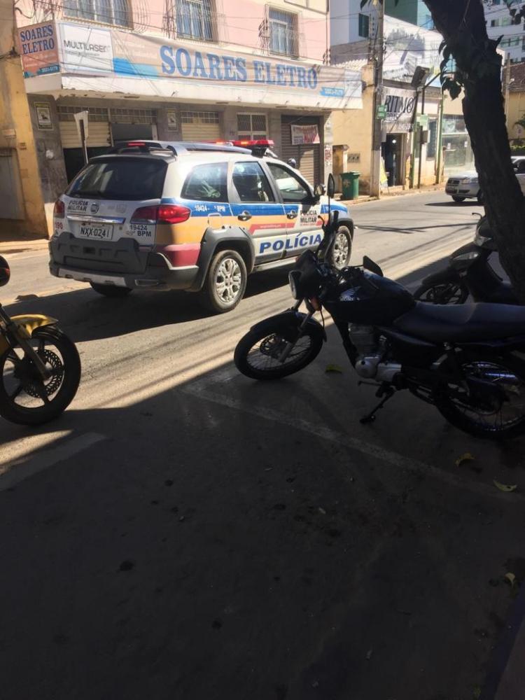 Polícia Militar realiza operação especial no Bairro Santa Bernadete