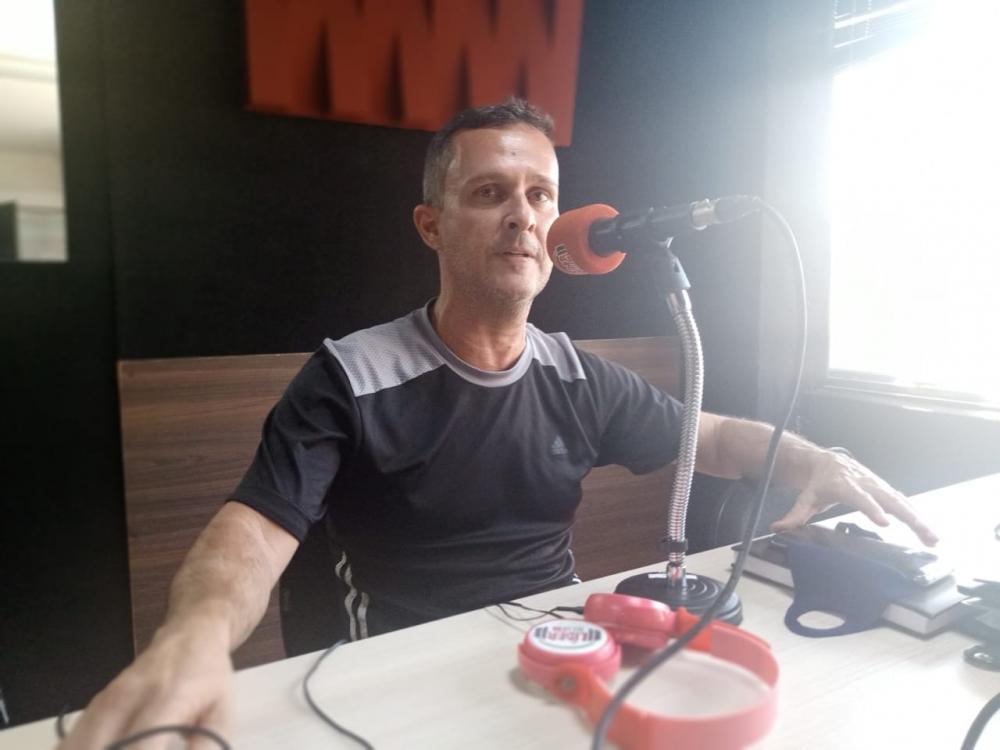 Sherley Ferreira, proprietário da Studio Fit anuncia o encerramento das atividades