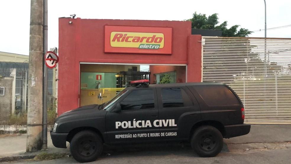 O fundador da Ricardo Eletro foi preso hoje no estado de São Paulo