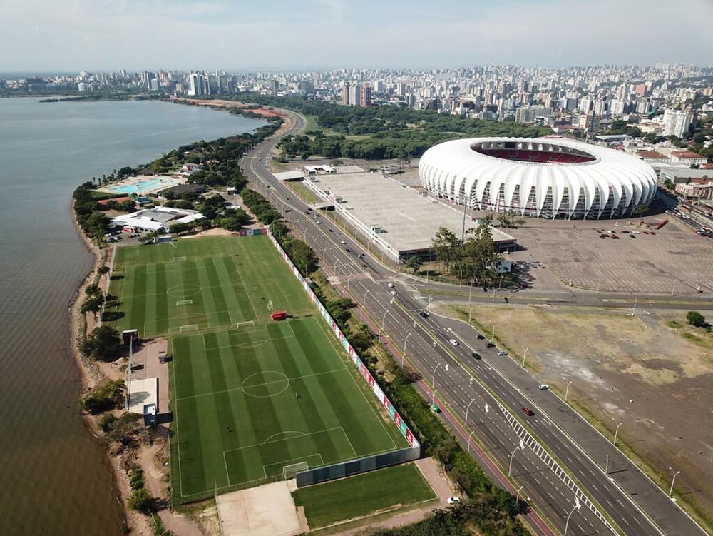 Inter sugere terminar Gauchão nos estádios da dupla Gre-Nal e oferece centros de treinamento