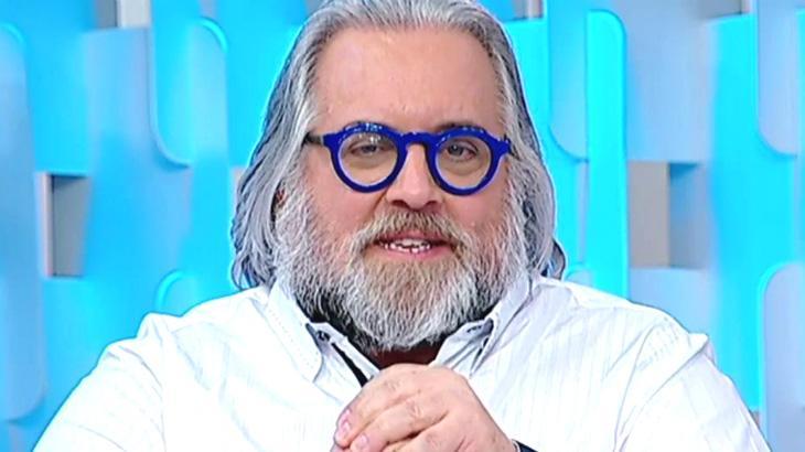 Silvio Santos não vai me trocar por um robô, diz Leão Lobo