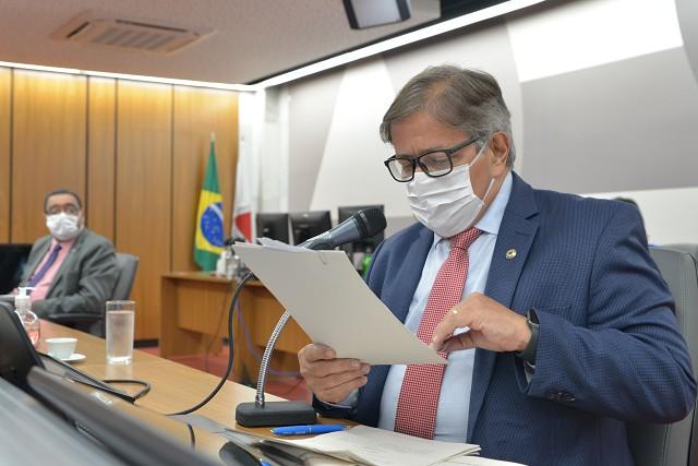 O presidente da comissão pontuou que a ênfase dada ao combate ao coronavírus tem prejudicado o atendimento a pacientes com outras doenças - Foto:Clarissa Barçante