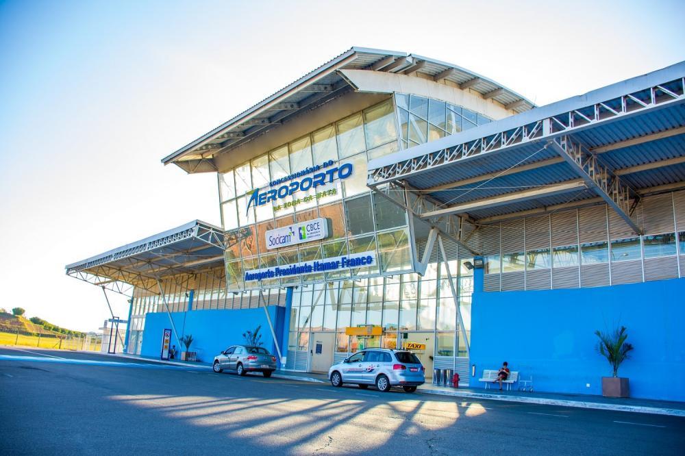 Companhias aéreas voltam a vender passagem para o Aeroporto da Zona da Mata