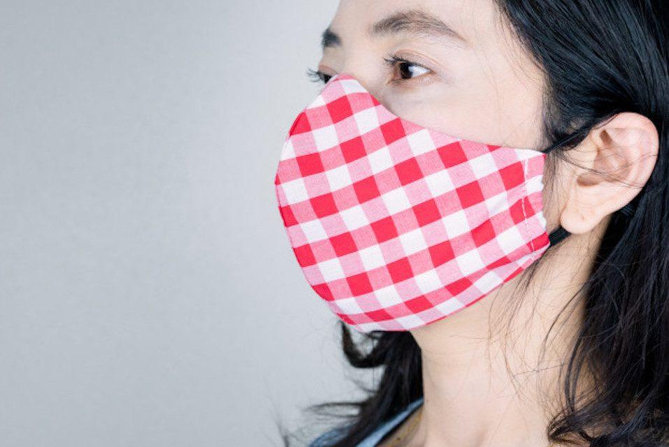 OMS dá novas recomendações para fabricação e uso das máscaras de pano