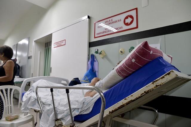 As informações sobre pacientes internados devem ser repassadas pelos hospitais, prioritariamente, de forma remota - Arquivo ALMG - Foto:Sarah Torres